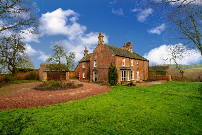 Thumbnail Farmhouse for sale in Fall Head Lane, Silkstone, Barnsley