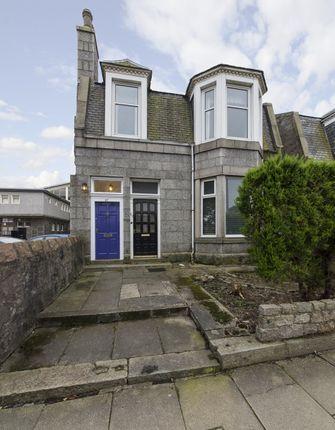 Thumbnail Flat for sale in University Road, Aberdeen
