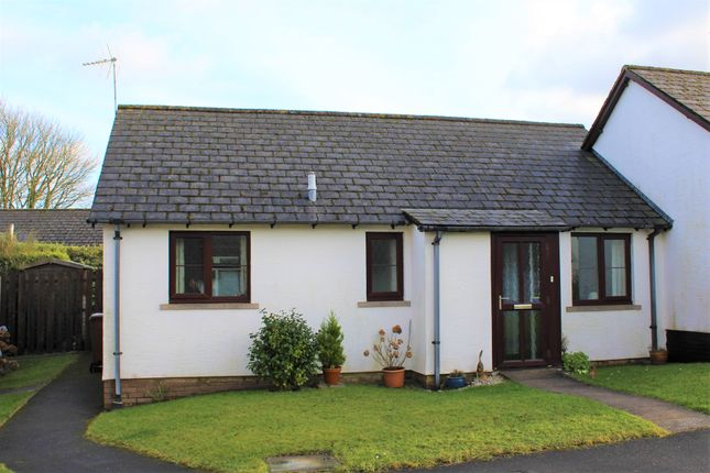 Thumbnail Semi-detached bungalow for sale in Shipley Close, South Brent