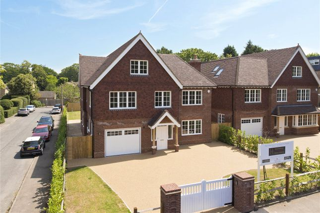 Thumbnail Detached house for sale in St. Georges Road, Weybridge, Surrey