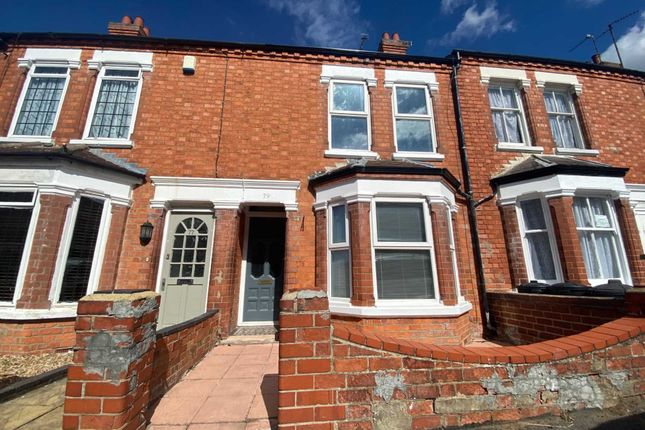 Thumbnail Terraced house to rent in Anson Road, Wolverton, Milton Keynes