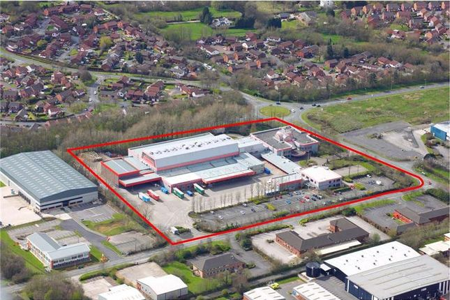 Thumbnail Warehouse to let in Broughton Business Park, Olivers Place, Fulwood, Preston, Lancashire, UK