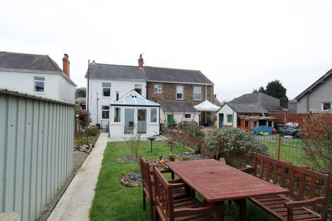 Thumbnail Semi-detached house for sale in Capel Road, Clydach