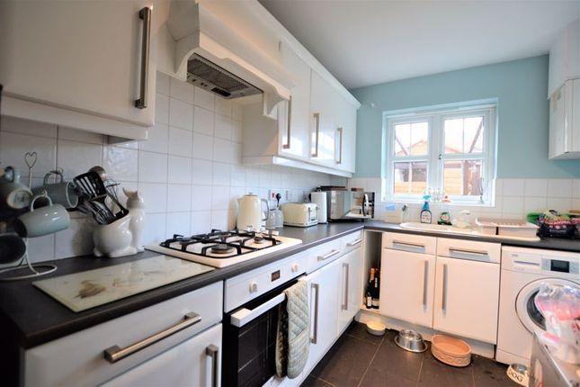 Kitchen of Farriers Rise, Shilbottle, Alnwick NE66