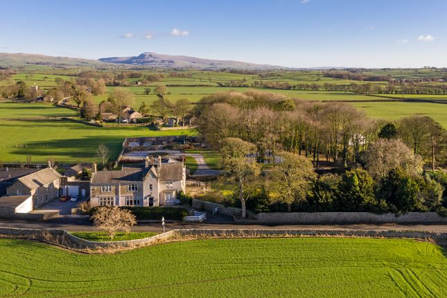 Thumbnail Detached house for sale in Tunstall House, Tunstall, Near Kirkby Lonsdale, Lancashire