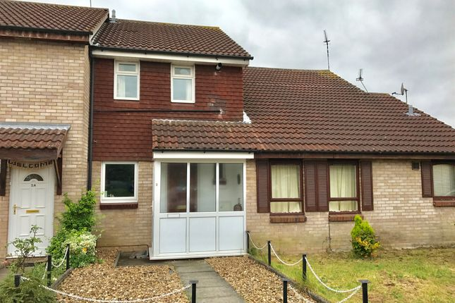 Thumbnail Terraced house for sale in Marsh Close, Rushey Mead, Leicester