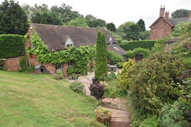 Thumbnail Barn conversion for sale in Yieldingtree, Broome, Stourbridge