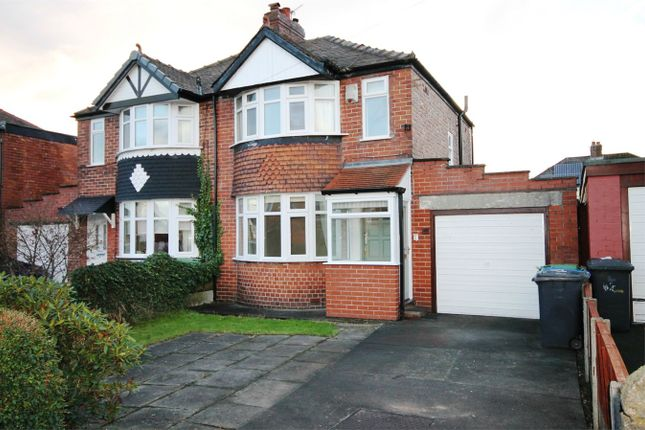 2 bed semi-detached house to rent in Malpas Drive, Great Sankey, Warrington WA5