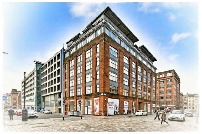 Thumbnail Flat for sale in Hutcheson Street, Merchant City, Glasgow