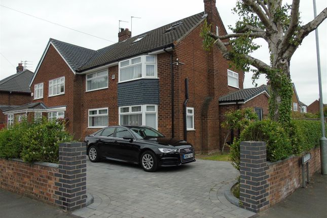 Thumbnail Semi-detached house to rent in Felsted Drive, Aintree Village, Liverpool