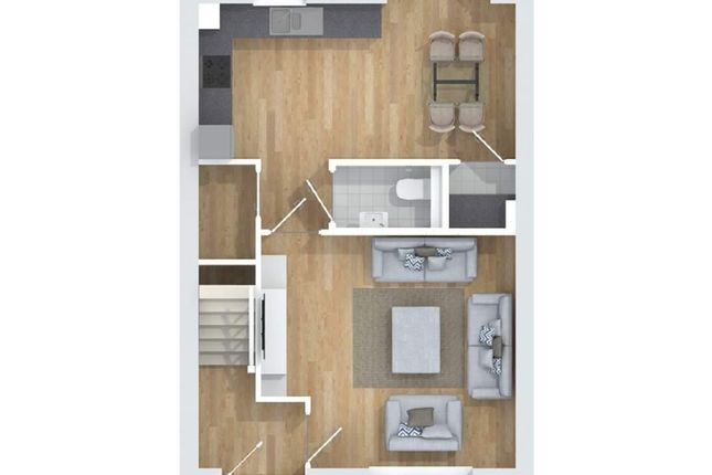 3 bedroom terraced house for sale in Niddrie Mains Road, Craigmillar, Edinburgh
