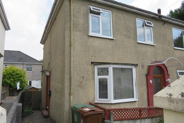 Thumbnail Maisonette to rent in Moorfield Avenue, Plymouth