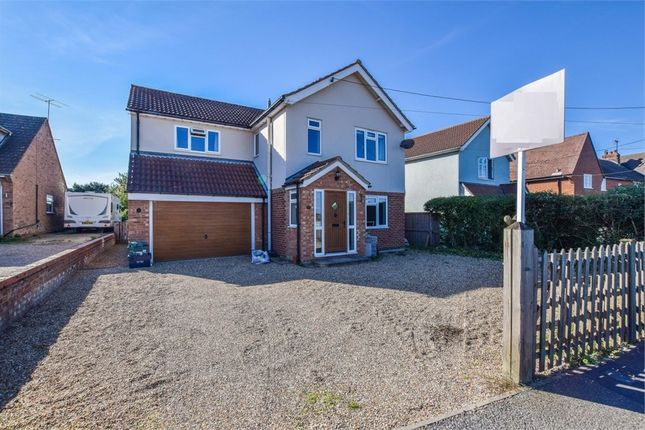 Thumbnail Detached house for sale in Birch Street, Birch, Colchester, Essex