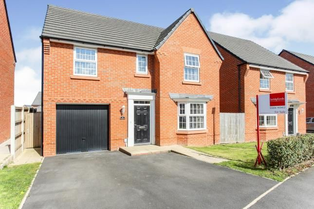 Thumbnail Detached house for sale in Yellowhammer Crescent, Winsford, Cheshire