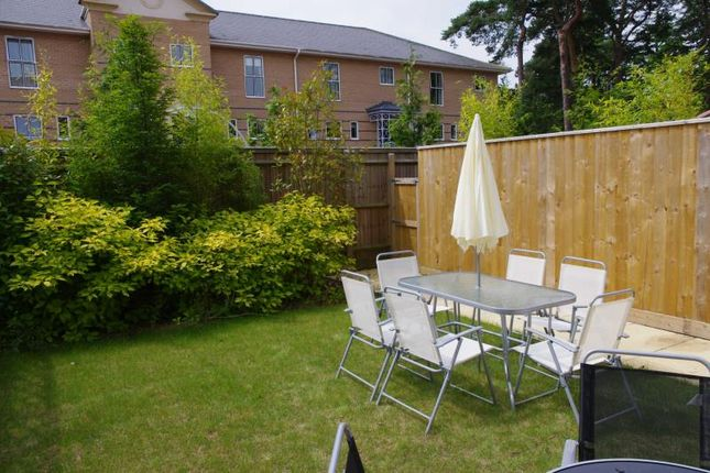 Thumbnail Town house to rent in Branksome Park, Branksome, Poole