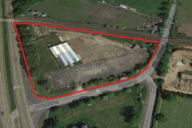 Thumbnail Land for sale in Holmhill Lane, Chester Le Street