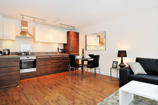 Thumbnail Flat to rent in The Green, Southall
