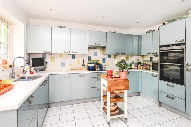 Thumbnail Link-detached house for sale in Krebs Gardens, Iffley Village, Oxford