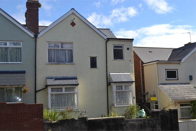 Thumbnail Semi-detached house for sale in Buttrills Road, Barry, Vale Of Glamorgan
