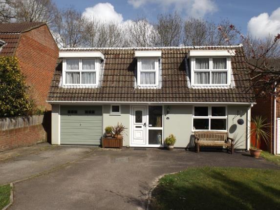 Front of Dibden Purlieu, Southampton, Hampshire SO45
