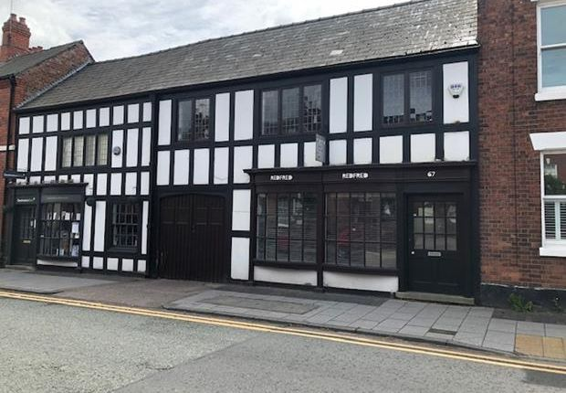 Thumbnail Office to let in Welsh Row, Nantwich, Cheshire
