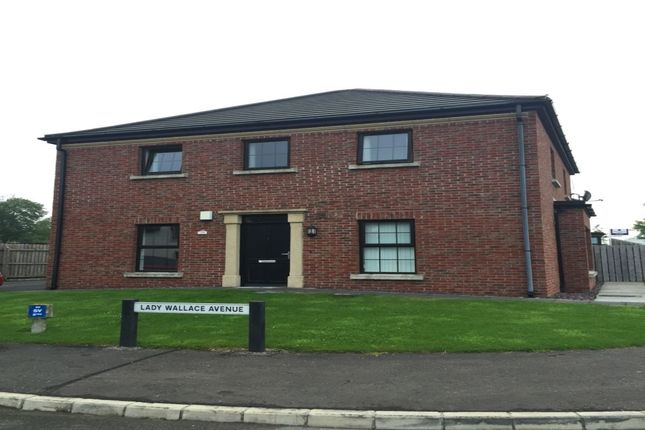 Thumbnail Flat to rent in Lady Wallace Avenue, Lisburn