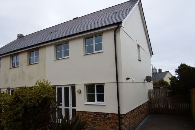 Thumbnail Property to rent in Carwollen Road, St. Austell
