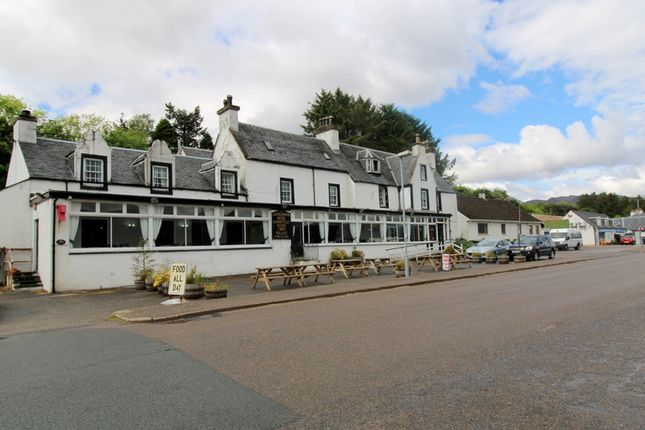 Thumbnail Hotel/guest house for sale in Lochcarron Hotel, Wester Ross