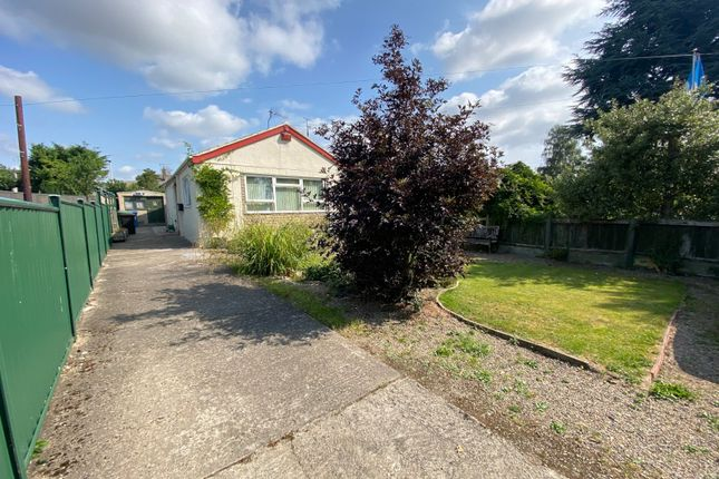Thumbnail Bungalow for sale in Racecourse Road, East Ayton, Scarborough, North Yorkshire