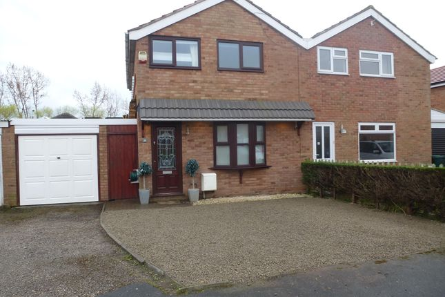 Thumbnail Semi-detached house to rent in Ferndale Avenue, Elton, Chester