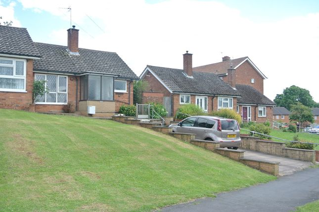 Thumbnail Semi-detached bungalow for sale in Carhampton Road, Sutton Coldfield