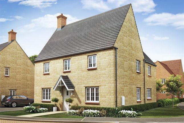 "Thumbnail Detached house for sale in ""The Ludlow"" at Ashton Road, Roade, Northampton"
