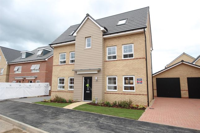 Thumbnail Detached house to rent in Vars Road, Hampton Hargate, Peterborough