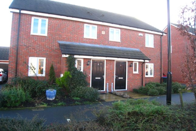 Thumbnail Property for sale in Astoria Drive, Bannerbrook Park, Coventry