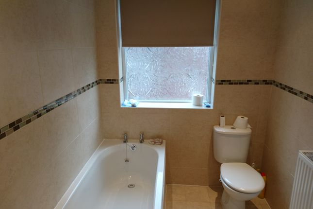 Bathroom Again of Donnington Road, Norfolk Park, Sheffield S2