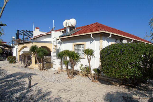 3 bed detached bungalow for sale in Yesiltepe, Karavas, Kyrenia, Cyprus