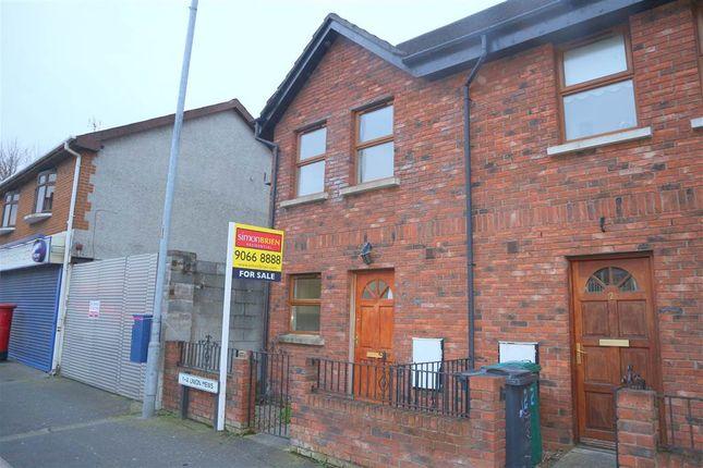 Thumbnail Town house to rent in 1, Union Mews, Craigavon