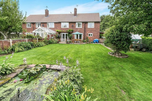 Thumbnail Semi-detached house for sale in Mill Close, Upton, Chester