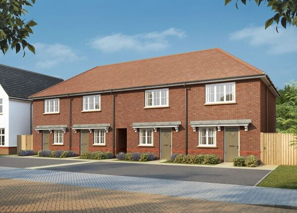 Thumbnail Terraced house for sale in Marlborough Road, Swindon