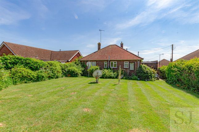 Garden of Hillside Road, Burnham-On-Crouch CM0