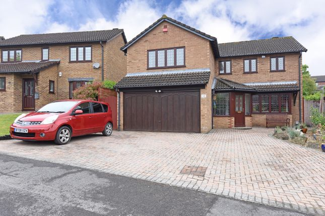 Thumbnail Detached house to rent in Tiffany Close, Wokingham