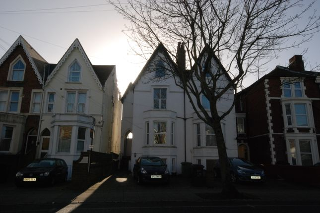 Thumbnail Property to rent in Campbell Road, Southsea