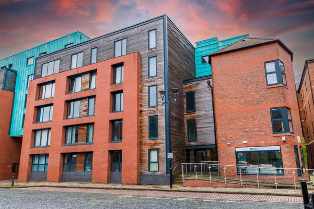 Thumbnail Flat for sale in The Chandlers, Leeds