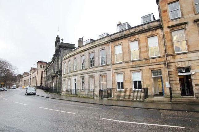 External of Castle Terrace, Edinburgh EH1