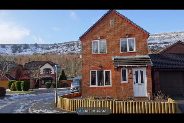 Thumbnail Detached house to rent in Augusta Park, Victoria, Ebbw Vale
