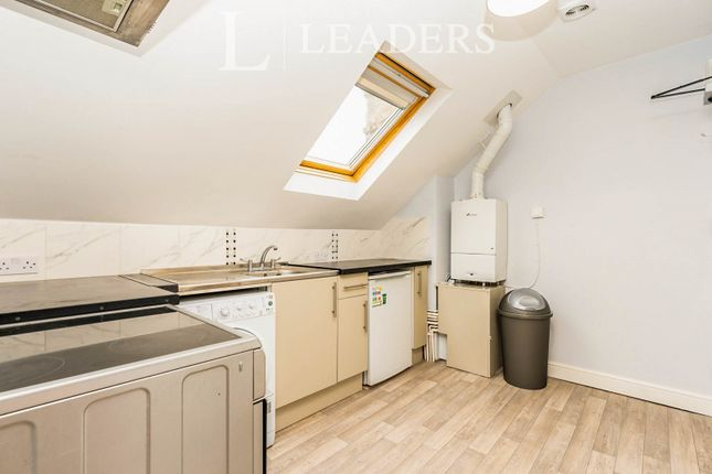 Studio to rent in Devonshire Road, Southampton SO15