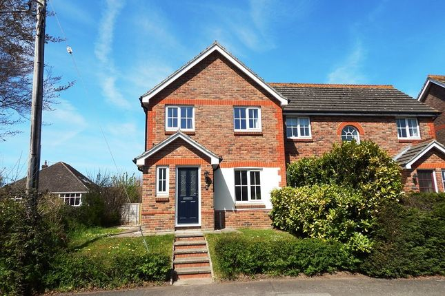 Thumbnail Semi-detached house to rent in Hollis Way, Halstock, Nr Yeovil