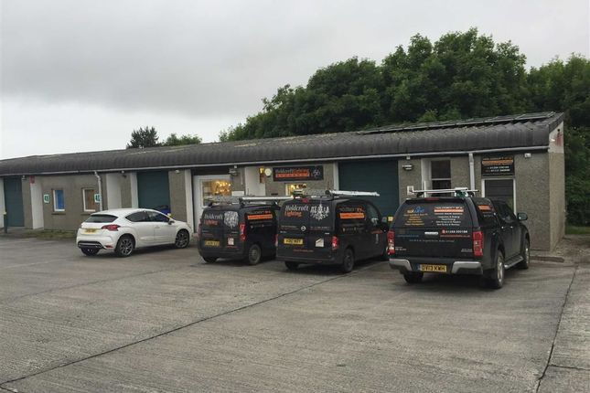 Thumbnail Commercial property for sale in Holdcroft Electrical And Lighting, Kings Hill Industrial Estate, Bude