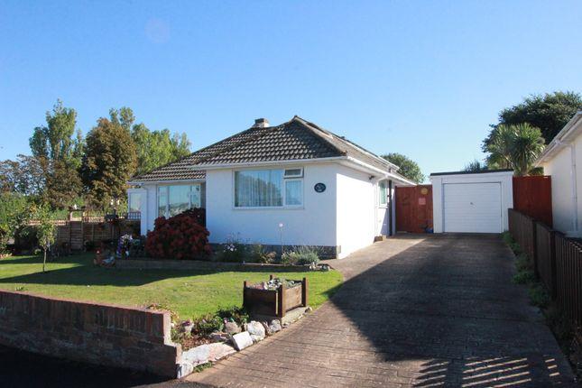 Thumbnail Detached bungalow for sale in Davies Avenue, Whiterock, Paignton