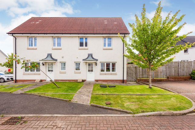 Thumbnail End terrace house for sale in Erskine Street, Stirling